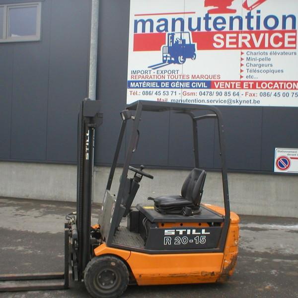 Manutention service belgique